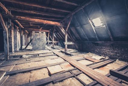 Wie Aus Dem Dachboden Wohnflache Wird