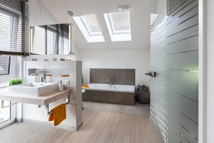 modernisierung des badezimmers teil ii. Black Bedroom Furniture Sets. Home Design Ideas